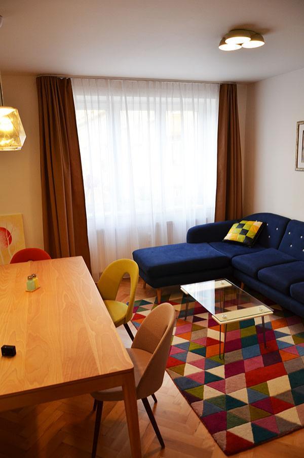 Záclony a závěsy do obývacího pokoje a ložnice