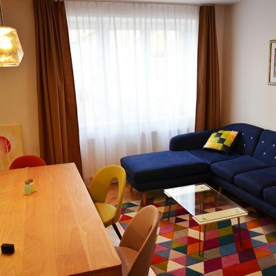 Reference Záclony a závěsy do obývacího pokoje a ložnice